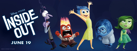 Inside Out: A Roller Coaster of Emotions