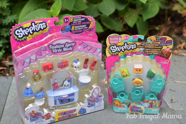 Shopkins Fashion Spree