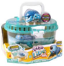 little live pets turtles