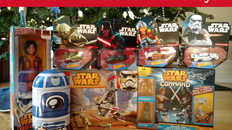 WIN Fab Star Wars Toys! {Giveaway}