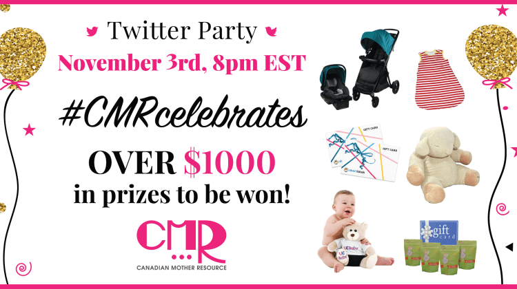 (Twitter) Party With Me! #CMRcelebrates