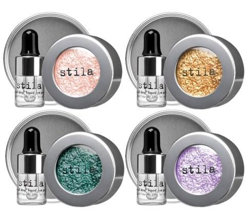 Stila 2014 Metals Spring Collection