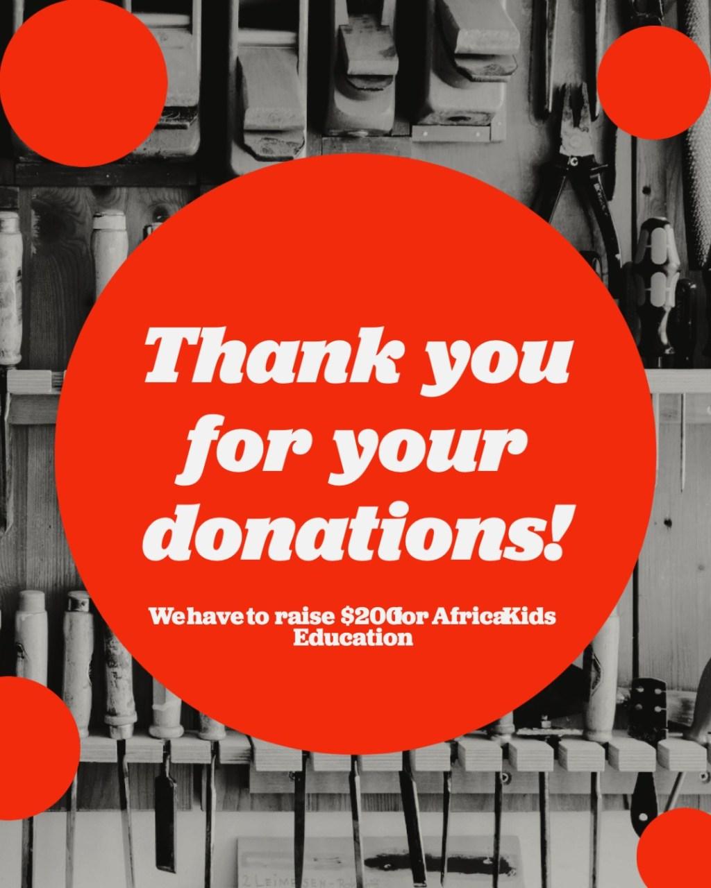Fabhooks Donation Drive for Kids Education