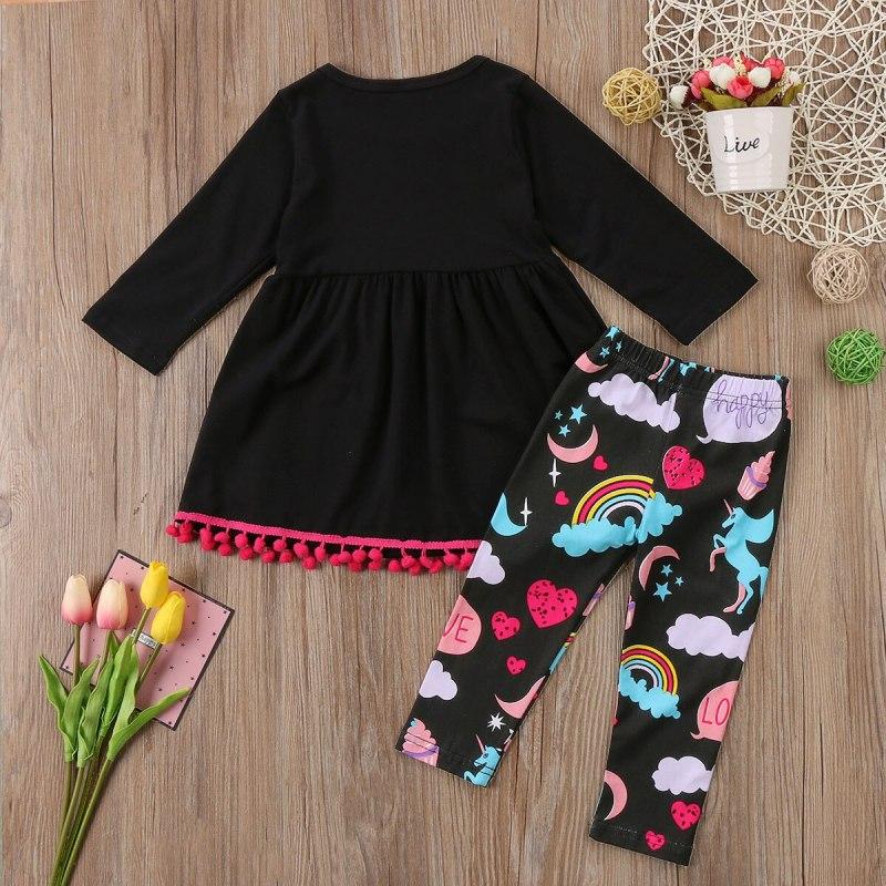 Black Dress for Toddler Girls
