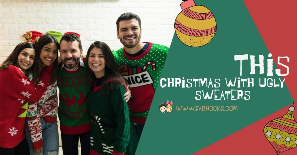 Fabhooks Christmas Ugly Sweaters