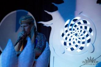 Kalya Scintilla in Charlotte, NC. TC Kinnection Tour