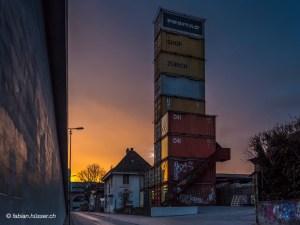 Freitag Tower