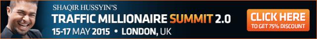 Traffic Millionaire Summit 2015