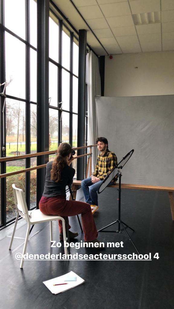 Fotoschoot De Nederlandse Acteursschool