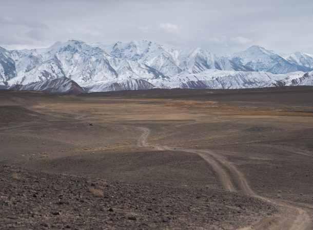 Pamirs Plateau