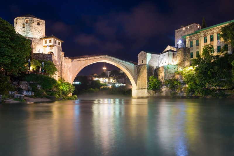 Stari Most Bridge Mostar