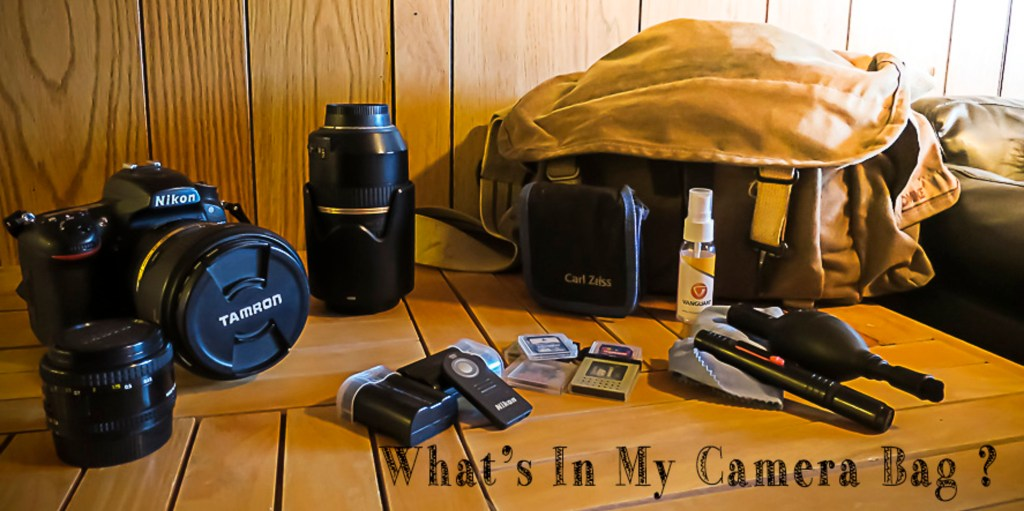 gear for travel photography