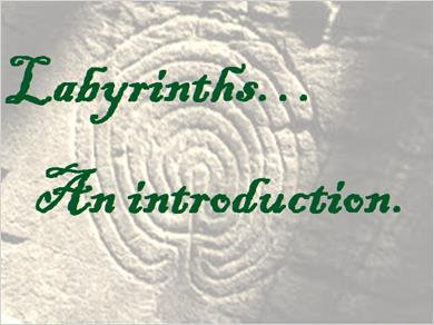 An Introduction to Labyrinths