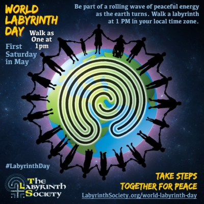 World Labyrinth Day in Schools 2019