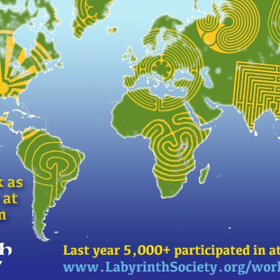 World Labyrinth Day 2019