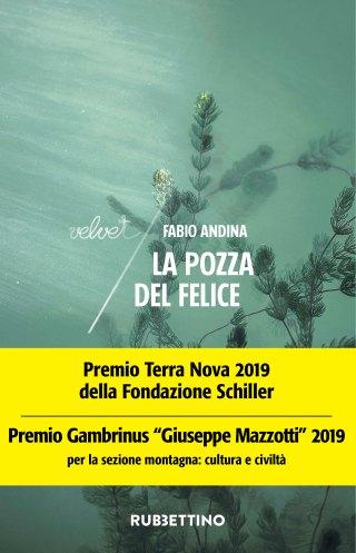 Fabio Andina - libri - La pozza del Felice (Rubbettino, 2018)