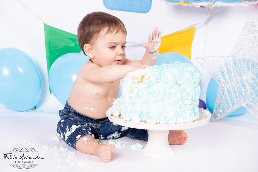 Servizio Smash Cake Novara