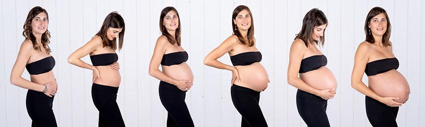 servizio fotografico cronistoria della tua gravidanza