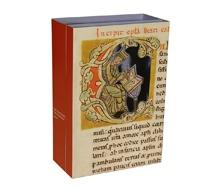Codex Calixtinus. Escriba