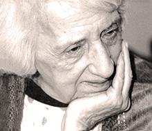 María Zambrano. Homenaje