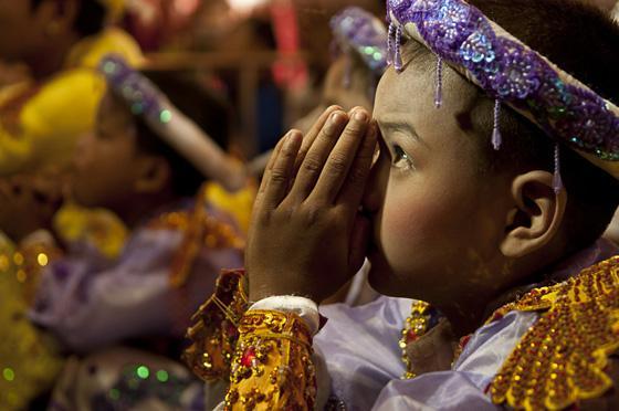Cruzeiro pela Ásia mostra a exótica Mianmar