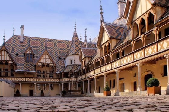 Aromas e sabores da Borgonha