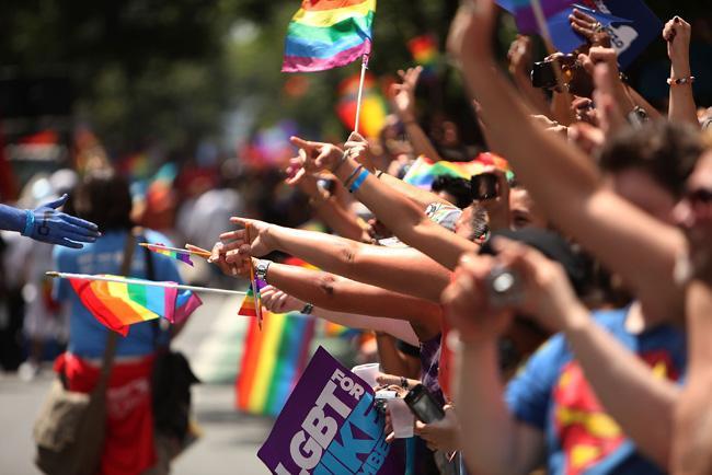 Orgulho Gay em Nova York
