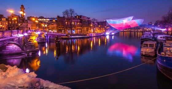 Luzes da Holanda