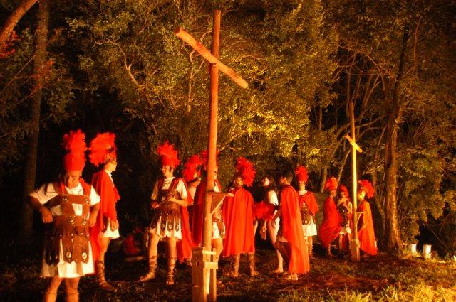 A Paixão de Cristo em Piracicaba