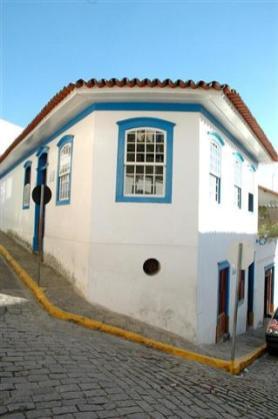 Casa de Frei Galvão em Guaratinguetá, no Vale do Paraíba (SP)