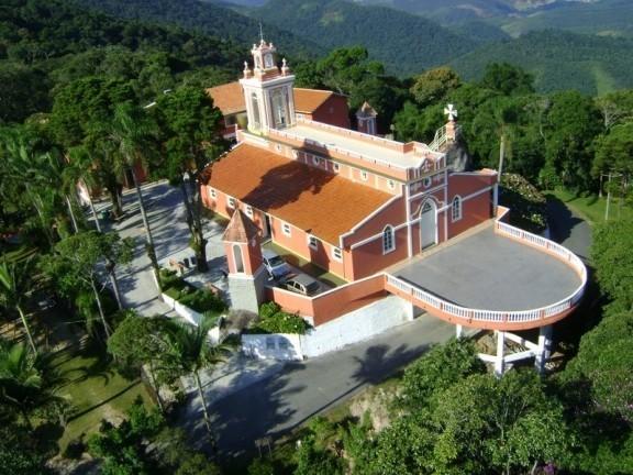 Vista aérea do Nossa Senhora do Bom Socorro