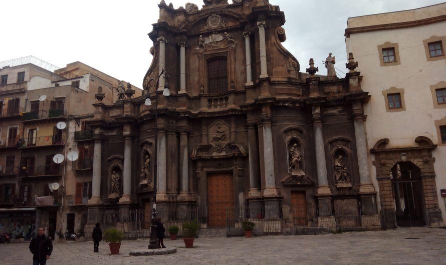 Palermo é a Capital Italiana da Cultura