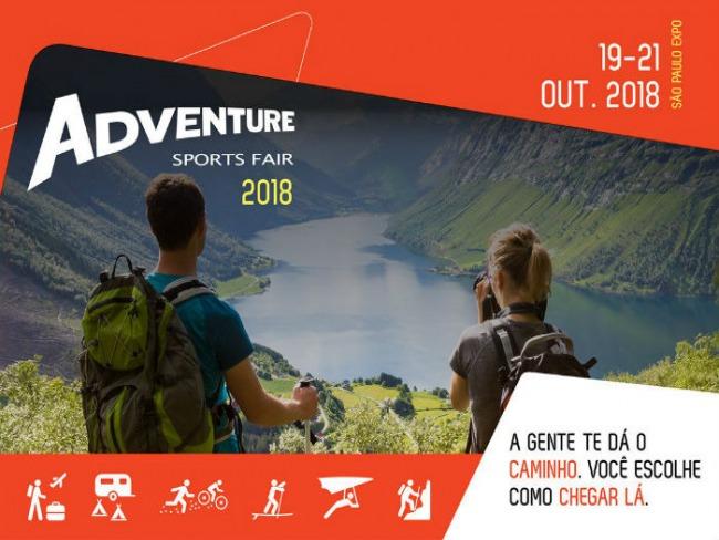 Adventure Sports Fair é porta de entrada para quem quer viver novas aventuras