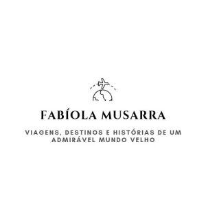 Logo site Fabiola Musarra viagem