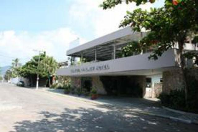 Ubatuba Palace Hotel - Fachada