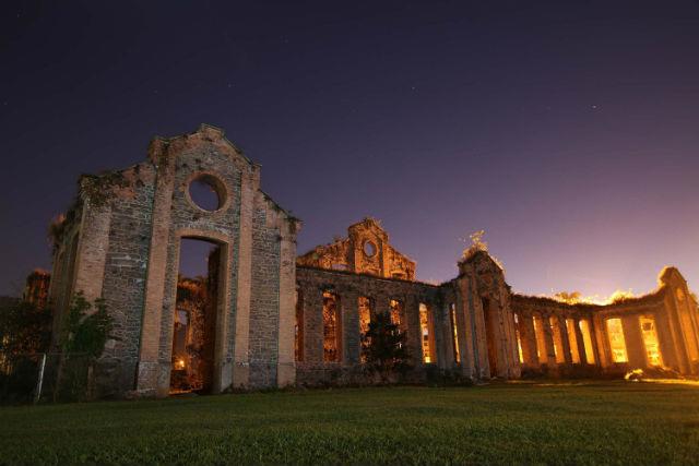 Ruinas Do Engenho Bracuhy
