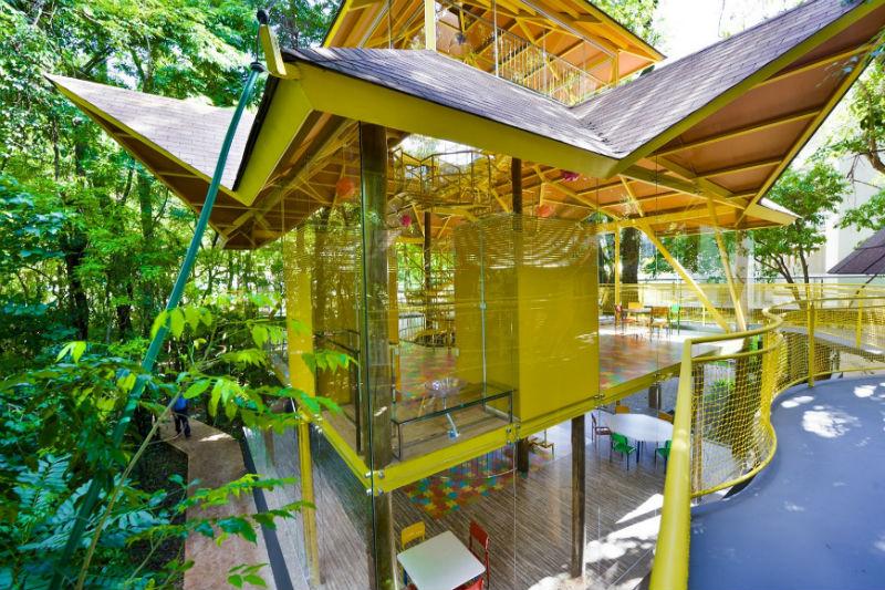 Casa da Mata - Observatório da Natureza - Recanto Cataratas