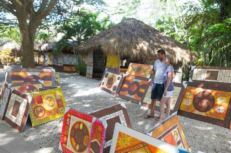 Mimos típicos da República Dominicana