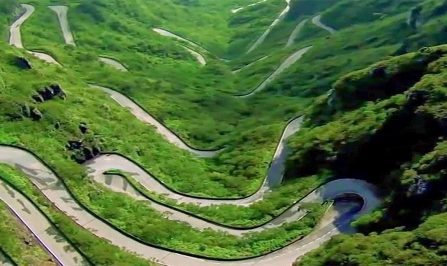 Serra do Rio do Rastro é adrenalina e beleza