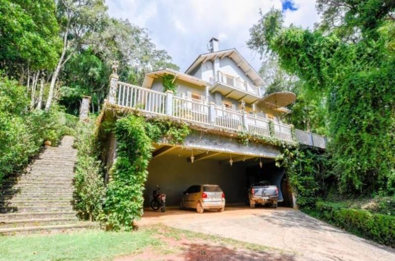 Guest house em Monte Verde está pronta para  receber turistas