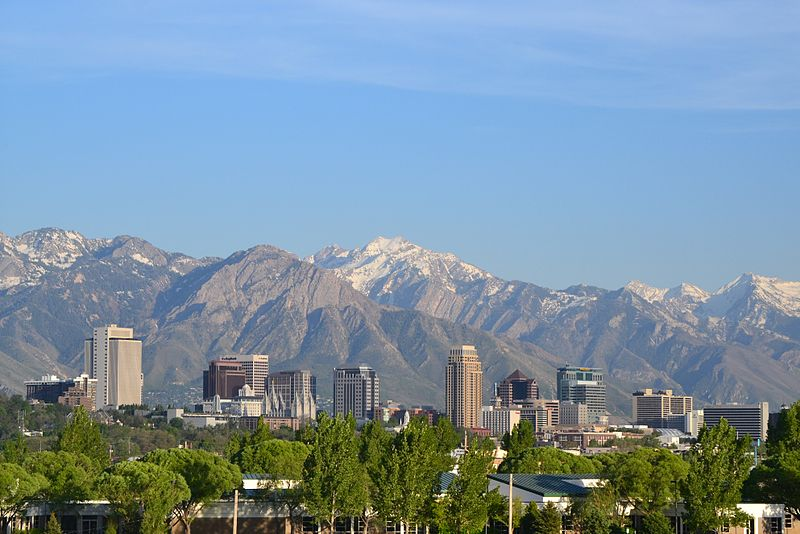 800 pxs -Salt Lake City – Foto Garrett Wikimedia