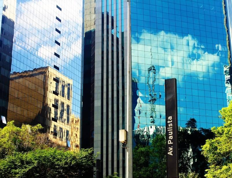Avenida Paulista – Foto Pixabay – 800 pxs