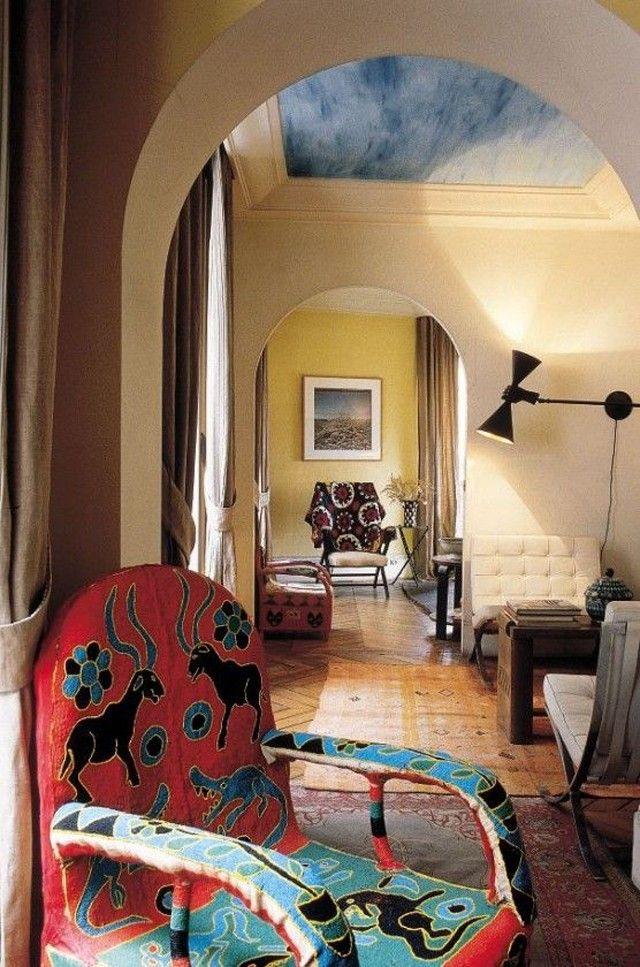 Cadeira Youruba - Christian Louboutin
