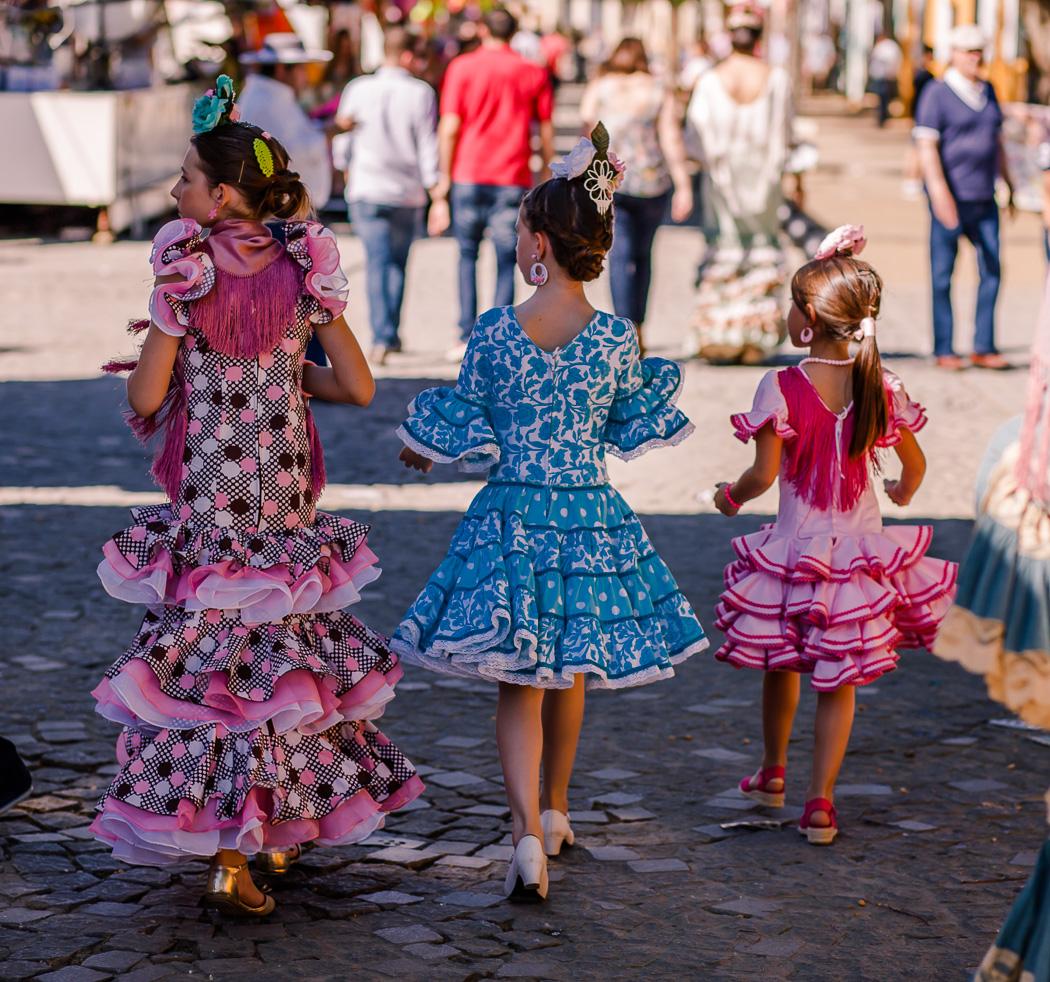 Um festival na Andaluzia - Feria de Carmona