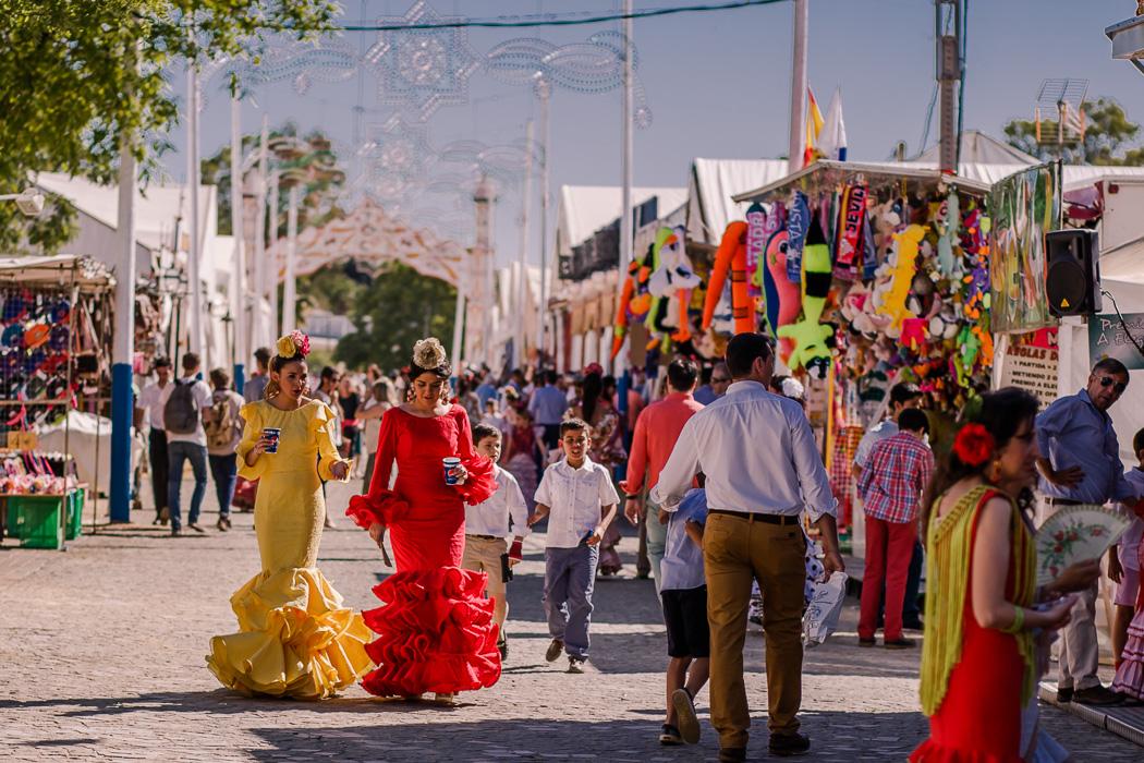 A mais bela festa espanhola - Feria de Carmona