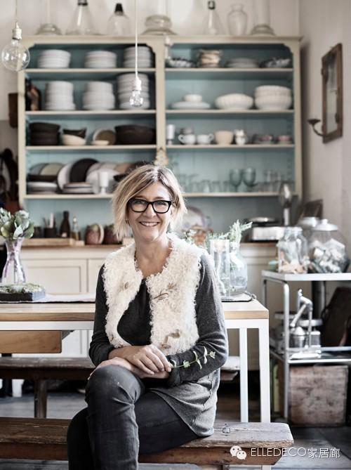 A dona da casa: Annalisa Lo Porto, florista