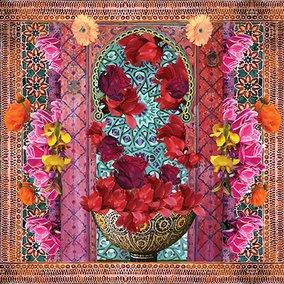 Lenços super coloridos e versáteis da Tropicale