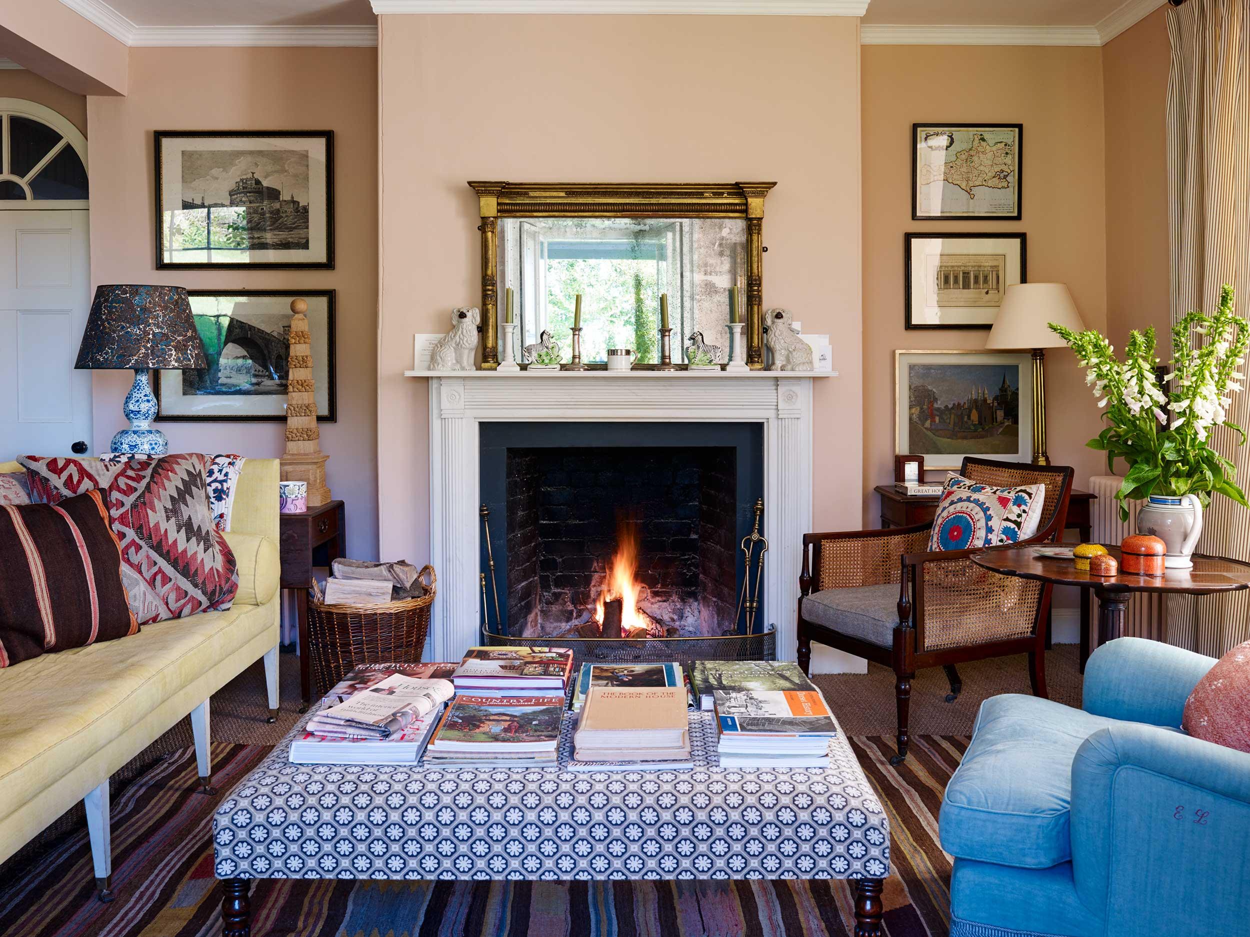 Casa em Dorset de Ben Pentreath e Charlie McCormick