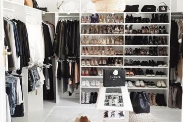 6 dicas para organizar o seu armário para a primavera