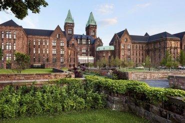 Antigo hospital psiquiátrico é transformado em HOTEL BOUTIQUE EM NY